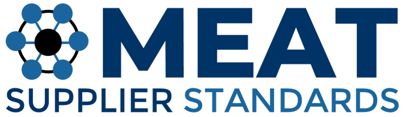 Meat Supplier Standards Logo